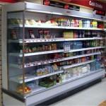 Arneg Dairy multideck display cabinet